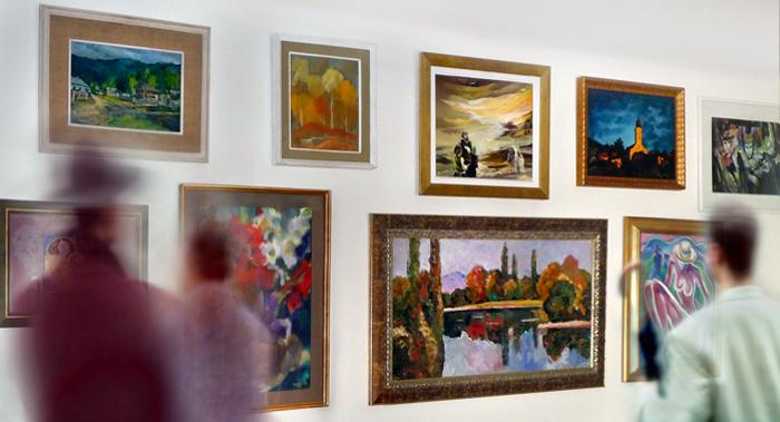 Festmény galéria